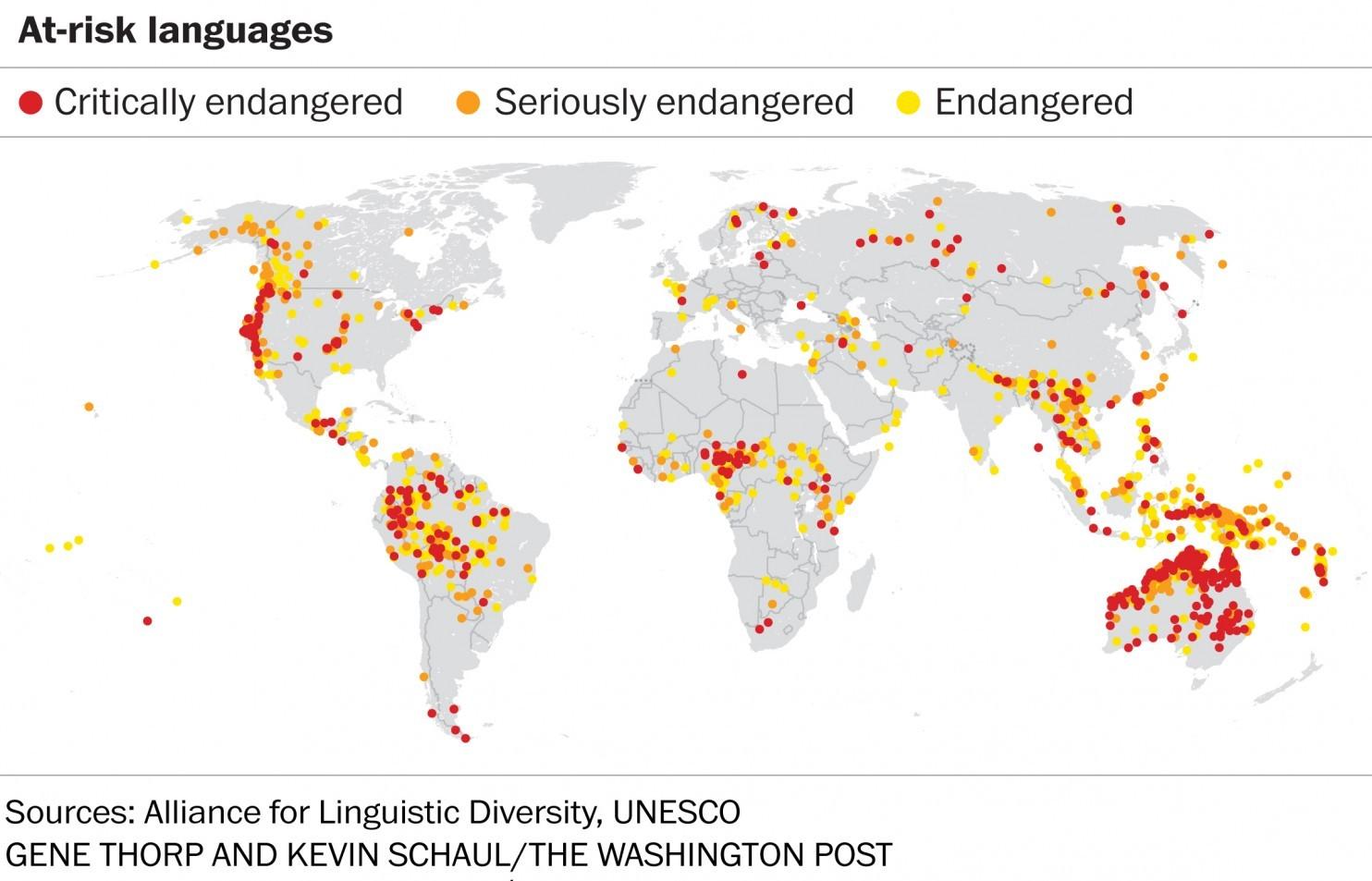 Chinese Most Widely Spoken Native Language Utah Mandarin - World largest speaking language